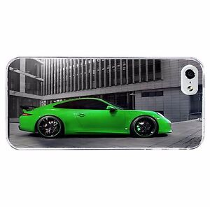 PORSCHE-TURBO-911-SUPER-CAR-ART-CASE-FITS-APPLE-IPHONE-4-5-6-7-8-X-SE-amp-PLUS