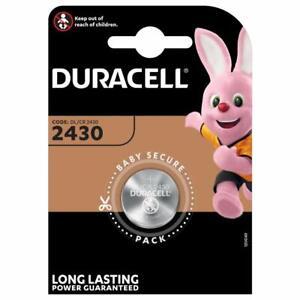 DURACELL-CR2430-Bouton-Lithium-3-V-Blister-Piles-Date-2029