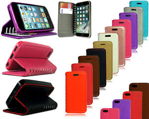 New-Luxury-Genuine-Stylish-Leather-Premium-Wallet-Case-For-Various-Phone-Models