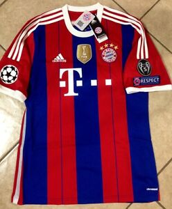 sale retailer 163a0 2c0dc Details about Germany bayern Munich Muller S,M,LG jersey original Adidas  football shirt