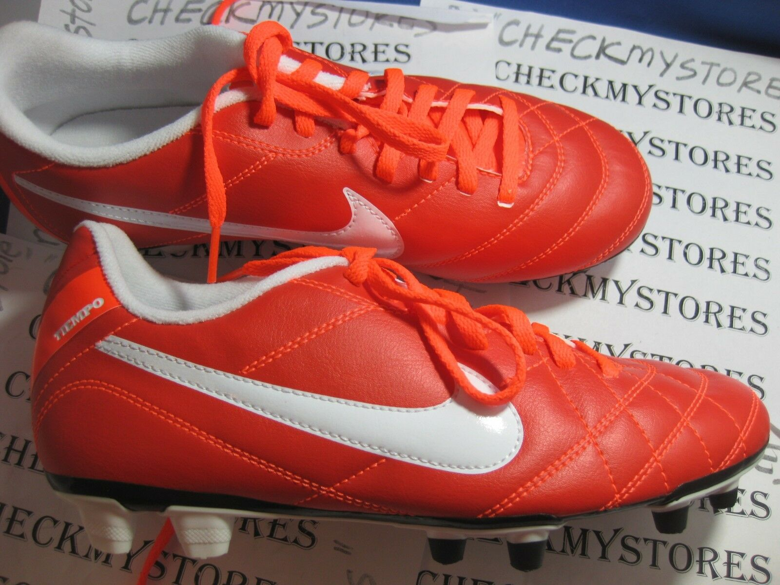 New Nike Tiempo Rio FG Premium Outdoor para / Calzado de fútbol para Outdoor suelo firme el mas popular de zapatos para hombres y mujeres 5031f7