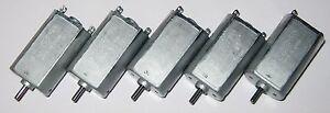 5-X-Mabuchi-FF-180SH-Motor-1-2-V-DC-7000-RPM-Shaver-Toothbrush-Motors