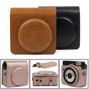 Fujifilm Instax Square SQ6 Instant Film Camera Carrying Case Cover PU Bag Shell