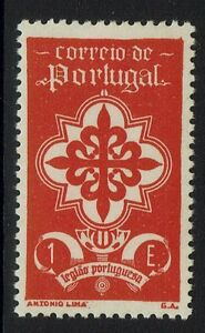 Portugal-SC-585-Mint-Hinged-Small-Hinge-Rem-090515