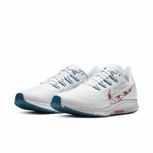 Da-Donna-Nike-Air-Zoom-Pegasus-36-Floreale-UK-6-US-8-5-EUR-40-Bianco-CD9465-199