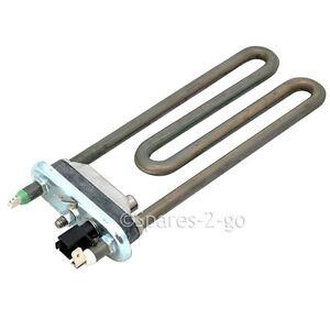 ARISTON ORIGINALE LAVATRICE elemento SCALDABAGNO c00112578 1700 Watt 170mm