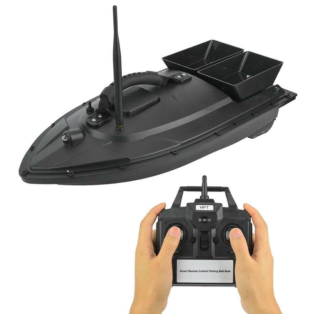 500 m télécommande sans fil de pêche Appât bateau RC speedboat Smart navire UE Plug