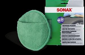 1-x-SONAX-MicrofaserPflegePad-microfaser-pflege-pad-04172000-Cockpitpflege