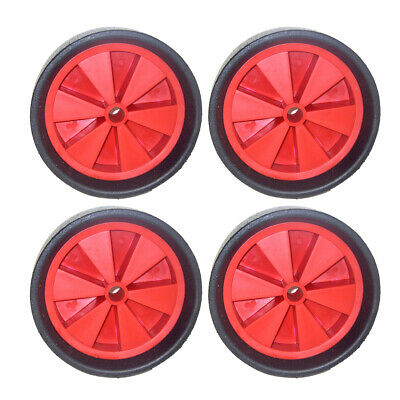 SOLID MOULDED WHEELS FOR CREEP FEEDERS SHEEP FEEDERS ETC