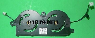 Original Dell XPS 13 9370 4-Pin CPU Cooling Fan 980WH