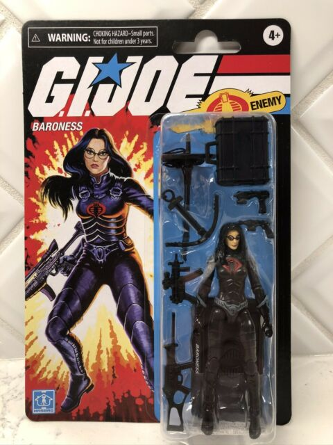 Baroness - GI Joe - New Retro Collection