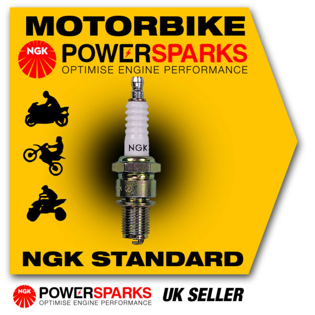 Stk No: 5096 Part No: C7E NGK Yellow Box Spark Plug x1