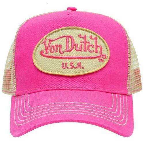 Von Dutch Pink Sand Cap