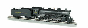 BACHMANN-52801-HO-SCALE-4-6-2-USRA-LIGHT-PACIFIC-B-amp-O-5213-DCC-amp-SOUND