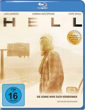 HELL (HANNAH HERSPRUNG, LARS EIDINGER, STIPE ERCEG,...)  BLU-RAY NEU