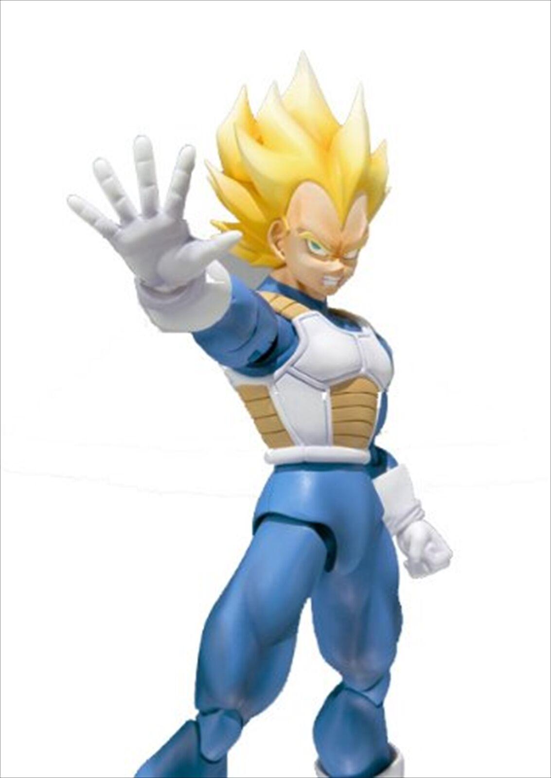 Bandai S.H. Figuarts Super Saiyan Vegeta Action Figure