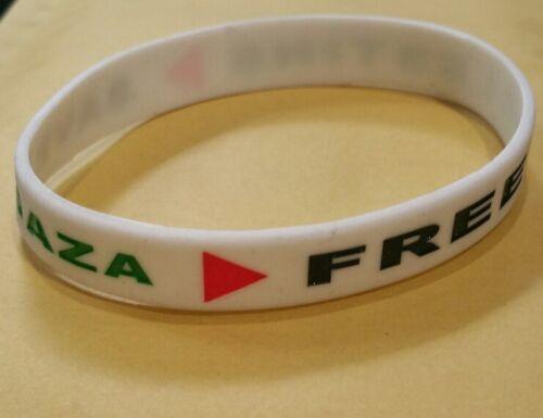 * Ahorre Gaza Palestina Malla De Goma Negro gratis