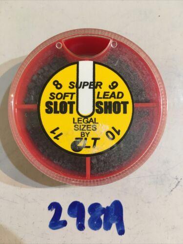 10 /& 11 Super Soft Lead Slot Shot Legal Sizes By ZLT 9 8