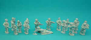 28mm-WW2-British-Airborne-paratroops-unpainted-historical-1st-Corps