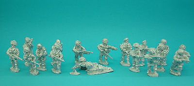 28mm WW2 British Airborne Paratroops Historical,1st Corps Howitzer,unpainted