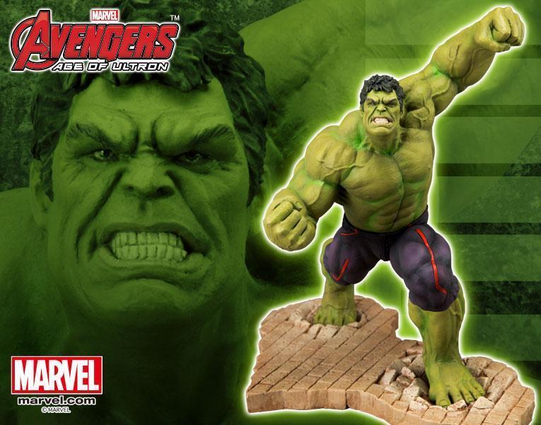 Marvel Kotobukiya Artfx+ Avengers Hulk 1 10 Scale Statue