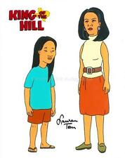 LAUREN TOM as Connie - King Of THe Hill GENUINE AUTOGRAPH UACC (Ref:6219)
