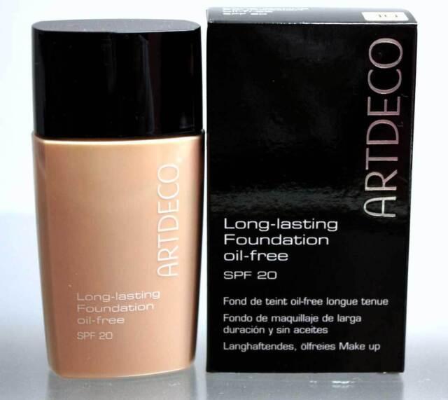 ARTDECO Long-lasting Foundation oil-free SPF 20 - ARTDECO Make up langanhaltend