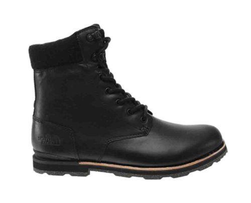 THE NORTH FACE Ballard Chukka ll hommes noir leather chaussures