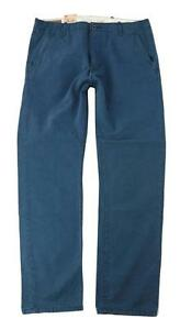 NEW-NWT-LEVI-039-S-STRAUSS-MEN-039-S-ORIGINAL-RELAXED-FIT-CHINO-PANTS-BLUE-556880019