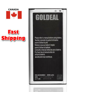 New-2800-mAh-Replacement-Battery-For-Samsung-Galaxy-S5-SV-i9600-amp-S5-Neo