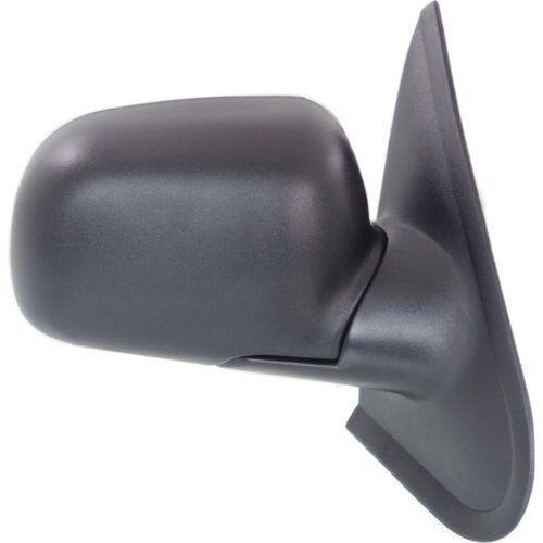 Manual Folding Non-Heated Textured Black EXPLORER 95-01 MIRROR RH Manual