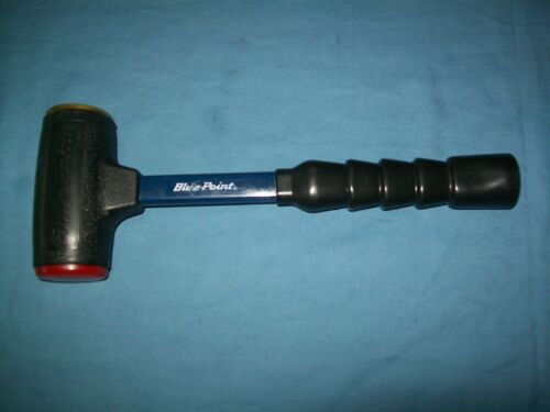 NEW Blue-Point HCB2SG 2 lb Dual Face Dead Blow Fiberglass Handle Hammer UNused