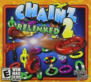 Chainz-Relinked-2-PC-Games-Windows-10-8-7-XP-Computer-gem-match-three-3-NEW
