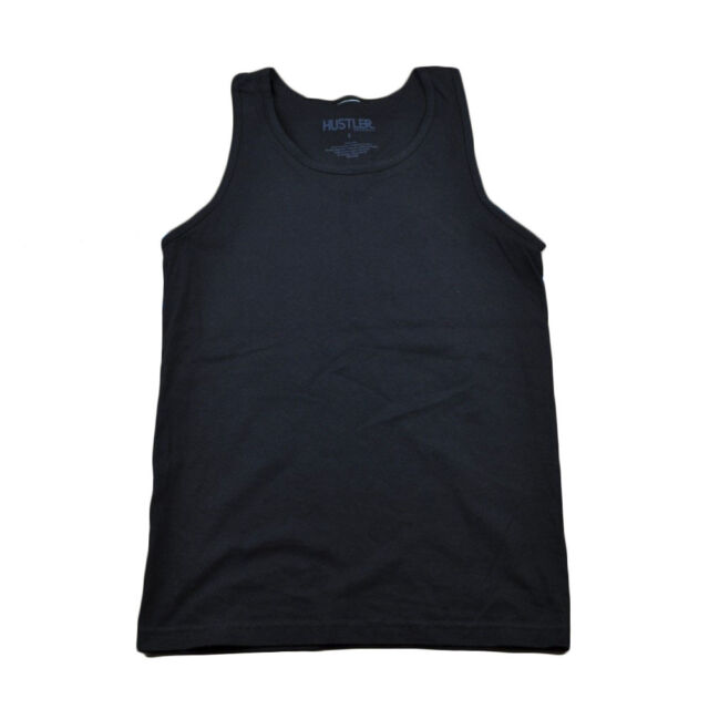 952c1163ba5 Hustler Hardcore BRAND Fashion Clothing Men Adult Tank Top Black Shirt Tee  Small for sale online