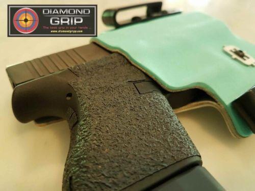 NEW 19 Diamondgripp Glock Gen 5 Silicone-Rubber Grip Tape *FAST SHIP*!!