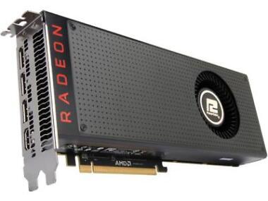 PowerColor Radeon RX Vega 56 DirectX 12 8GB ATX Video Card