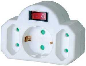 Brennenstuhl-Mehrfachsteckdose-Steckdosenadapter-3-fach-mit-Schalter