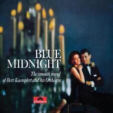 BERT KAEMPFERT - BLUE MIDNIGHT (RE-RELEASE)   - CD NEUWARE