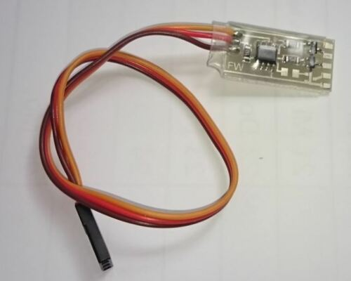 Blinker elektronik für Modellautos