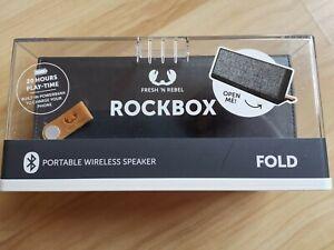 Fresh And Rebel Rockbox, Wireless Speaker, Bluetooth, Lautsprecher und Powerbank