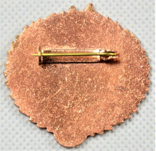 2104 DDR NVA KVP GST Abzeichen Instrukteure Ausbilder Bronze glatte RS SELTEN!!