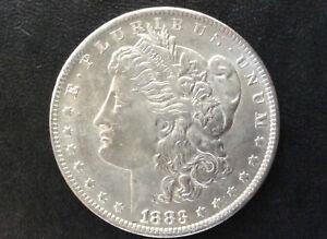 1883-O Morgan Silver Dollar Brilliant Uncirculated