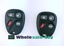 2 for 2001-2005 Astro Safari Keyless Remote Fob Clicker Transmitter for 15752330