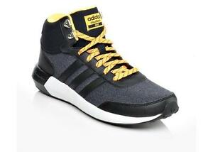 superior quality f3b3a 53d55 new style adidas neo negro oro zapatos daf62 c7e97