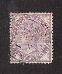 Great-Britain-stamp-88-used-Queen-Victoria-SCV-32-50