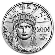 1/10 oz Platinum American Eagle Coin - Random Year - SKU #55