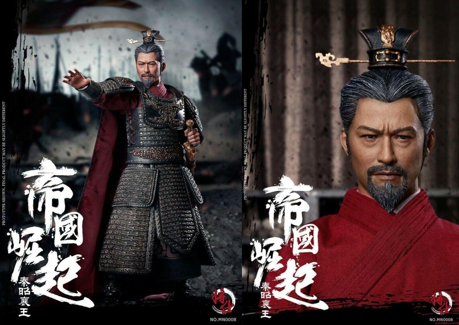King Zhaoxiang of Qin Ying Ji Ji Ji Di Zhou Warring States 1 6 JSModel MN008 USA 5b4662