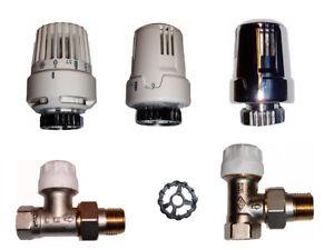 Thermostatkopf-Ventil-Unterteil-M30x1-5Heimeier-kompatibel-Heizkoerper-Thermostat