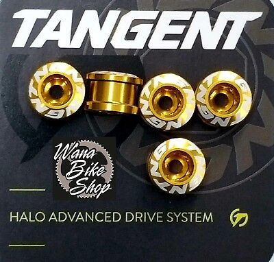INSIGHT,TANGENT MOTOKING BMX CHAINRING BOLTS RED FITS RENNEN MCS