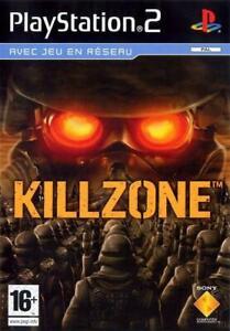 Jeu-PS2-KILLZONE